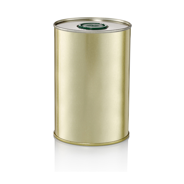פח עגול 0.75 ליטר