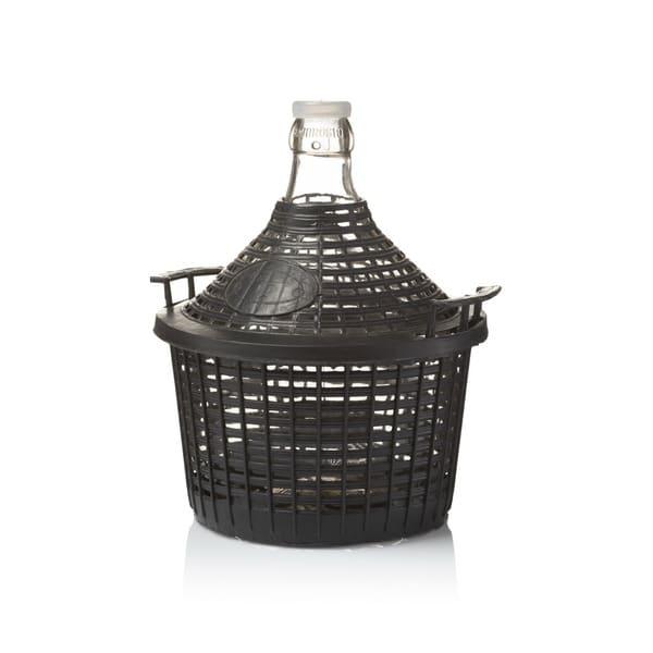 בקבוק 25 ליטר זכוכית דמיג'אן