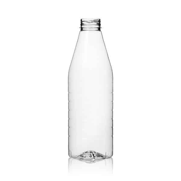 בקבוק 1 ליטר PET ריפים